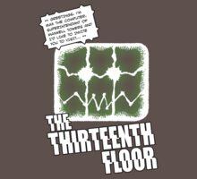 The Thirteenth Floor One Piece - Short Sleeve