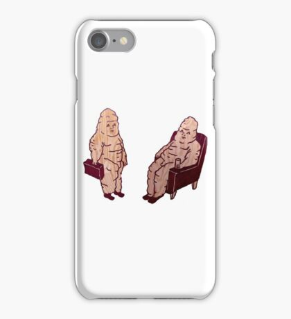 Five Pounds of Fat iPhone Case/Skin