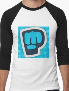 BRO FIST MANIA Men's Baseball ¾ T-Shirt
