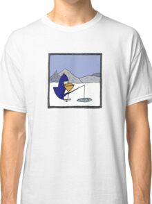 P.N.Guinn goes fishing Classic T-Shirt