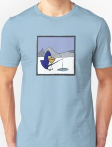 P.N.Guinn goes fishing T-Shirt