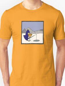 P.N.Guinn goes fishing Unisex T-Shirt