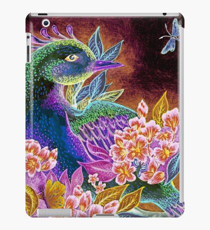 Paradise Bird in Blossoms iPad Case/Skin