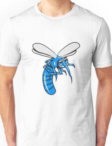 Mücke agro gemein sonnenbrille  Unisex T-Shirt