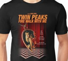 Twin Peaks: Fire Walk With Me Unisex T-Shirt