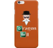 Breaking Bad Master Roshi iPhone Case/Skin
