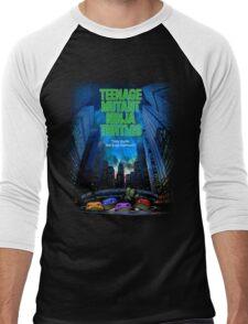 Teenage Mutant Ninja Turtles Men's Baseball ¾ T-Shirt