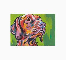 Vizsla Dog Bright colorful pop dog art T-Shirt