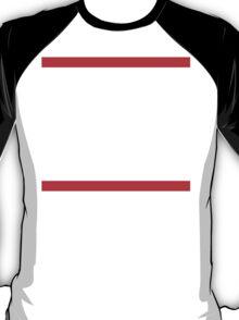 RUN EDM (Parody) White Ink T-Shirt