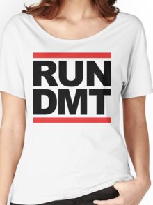 RUN DMT (Parody) Women's Relaxed Fit T-Shirt