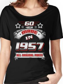 made in 1957 Women's Relaxed Fit T-Shirt