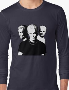 A Trio of Spike Long Sleeve T-Shirt