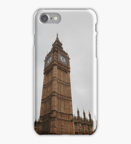 Big Ben from Below iPhone Case/Skin