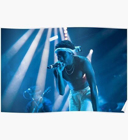 Childish Gambino Poster