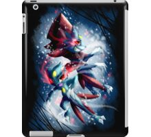 Sneasel and Weavile iPad Case/Skin