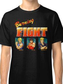 Burning Fight (Neo Geo) Classic T-Shirt