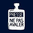 Ne Pas Avaler by ixrid