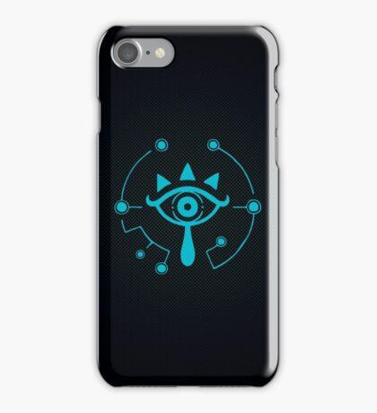 Zelda Breath of the Wild Sheikah eye iPhone Case/Skin