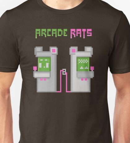 Arcade Rats - Twin Cabs Unisex T-Shirt