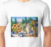 GREEK NOON - Leonid Afremov Unisex T-Shirt