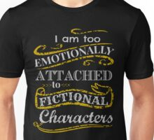 characters Unisex T-Shirt