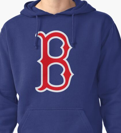 B is for Boston Pullover Hoodie