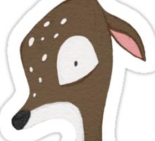 Deerly Beloved Sticker