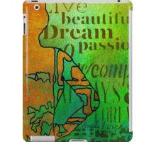 Living Beautifully iPad Case/Skin