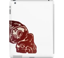 Red Meat iPad Case/Skin