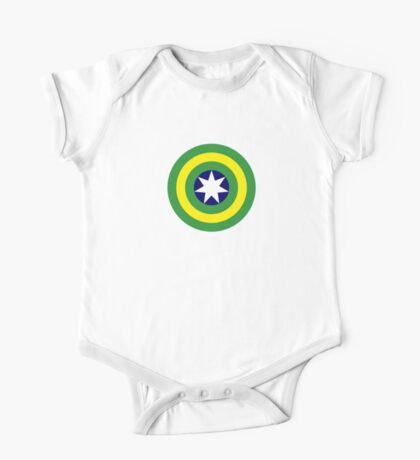 Captain Australia II Kids Clothes