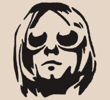 Kurt Cobain by CaptainTrips