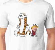 calvin and hobbes cool Unisex T-Shirt