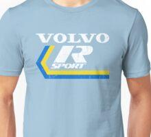 Volvo R Sport Distressed Unisex T-Shirt