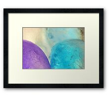 Colourred Ice Creation 1602 Framed Print