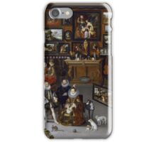 Archdukes Albert and Isabella iPhone Case/Skin