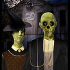 American Gothic Halloween by Gravityx9