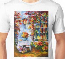 IN THE GARDEN - Leonid Afremov Unisex T-Shirt
