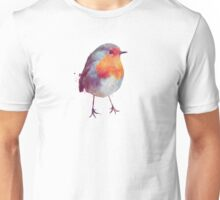 Winter Robin Unisex T-Shirt