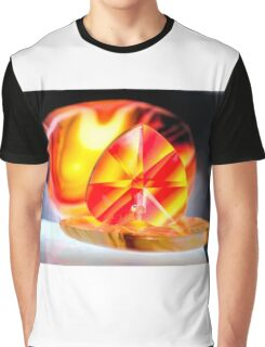 Touch Your Heart Graphic T-Shirt