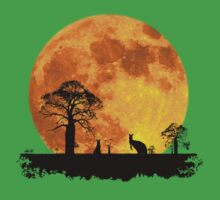 Outback Moonrise T-Shirt