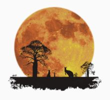 Outback Moonrise Kids Clothes