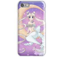Princess Merenity Silver iPhone Case/Skin