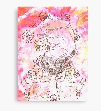 Celebrating Birth Canvas Print