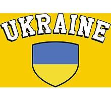 Ukraine Supporters Photographic Print