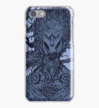 Sage of the Deep iPhone Case/Skin