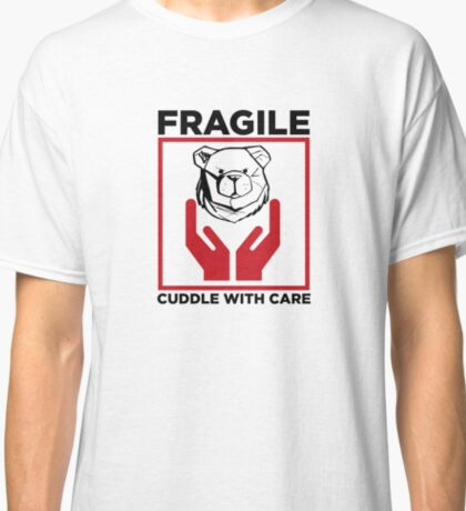 ROBUST Bear cuddle with care Classic T-Shirt