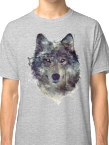 Wolf // Persevere Classic T-Shirt