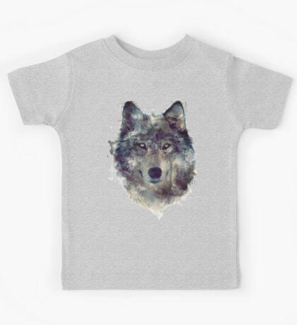 Wolf // Persevere Kids Tee