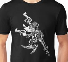 Battle Mallards B&W Unisex T-Shirt