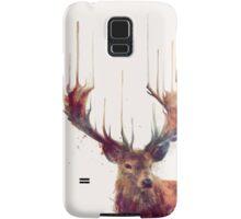 Red Deer Samsung Galaxy Case/Skin